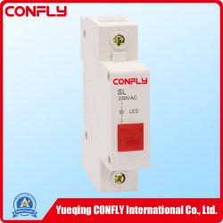 Ce signal modulaire RoHS SL Voyant de lampe LED, lampe au néon