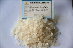 물 처리 조각 입자식 분말 알루미늄 황산염 저가 산업 급료 황산염 알루미늄