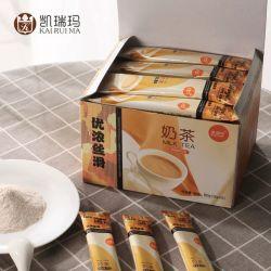 Sofortiger Milch-Tee im Quetschkissen