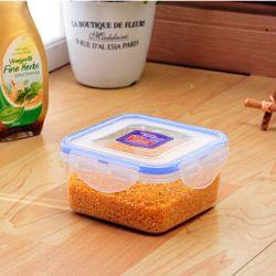 400ml Haushalts-Kunststoff klar Lebensmittelbehälter mit Deckel