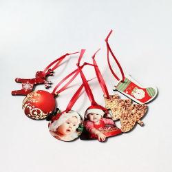Рождество Сублимация MDF пробелы орнамент подарок на Рождество в стиле Арт Деко промо дерева