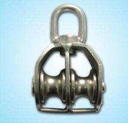 Edelstahl / Carbon Steel 304/316 Einscheiben-Riemenscheibe mit Automatisierung