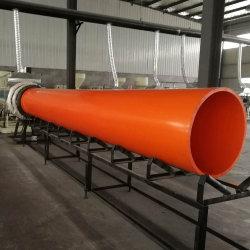 La couleur orange haute résistance UHMWPE tuyau d'usure