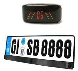 Parken-Fühler der EU-Kfz-Kennzeichen-Rückseiten-LED