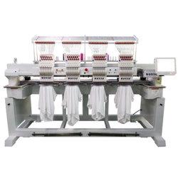 Wonyo Digital 4 Kopf verwendete Bruder-Monogramm-Stickerei-Nähmaschinen für Verkauf
