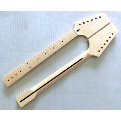Опциональные расширения или исполнения лопаток канадского клена незавершенной гитара горловина для St гитара