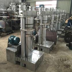 Olio idraulico di noce dell'avocado dell'olio della pressa di cacao del burro della macchina oleoidraulica della pressa