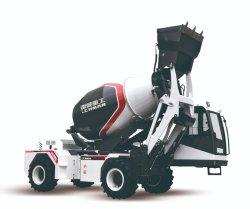 5000L hidráulico da marca famosa Betoneira Caminhão, misturador planetário