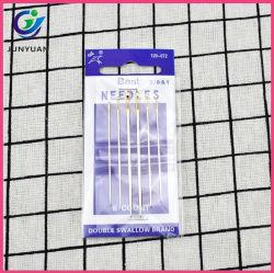 Kit di vendita caldo dell'ago di cucito della mano 6PCS/Card