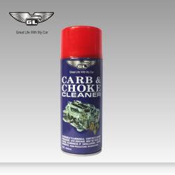 Spruzzo del pulitore del carburatore e della bobina d'arresto del carburatore del motociclo del prodotto di cura di automobile del contrassegno privato
