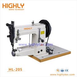 Hl-205 Cama de cilindro de servicio severo zapatos máquina de coser