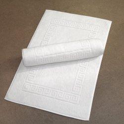 Prezzo Di Fabbrica Tappeto Da Bagno Jacquard In Cotone Con Tappeto Da Pavimento