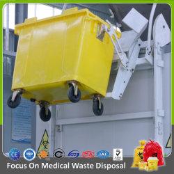 Медицинских отходов с микроволновой дезинфекции оборудования больничных отходов стерилизатор 5