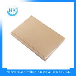 China manufactura y diseño de tapa dura personalizada impresión de libros diario