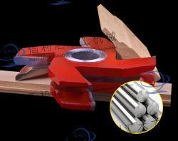 Prodotto originale! una lama circolare mezza, testa di taglierina di figura per il legno che taglia con la buona qualità, strumenti del regolatore dell'aria