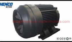 분진 억제 팬 특수 모터 3상 고효율 유도 전기 AC 모터 더블 샤프트