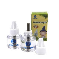 Topone OEM 45ml de pesticidas químicos líquidos repelente de mosquitos Elétricos