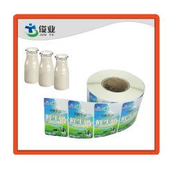 ملصق/ملصق لاصق مقاوم للماء عالي اللاصق خاص بقنينة الحليب/المشروبات