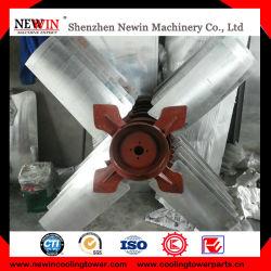 Het Blad van de Ventilator van het aluminium voor KoelTorens