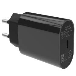Typ c-schneller Ladung-schneller Aufladeeinheits-Korea-Stecker einzelner Portkc Wand-Adapter Palladium-18W USB-