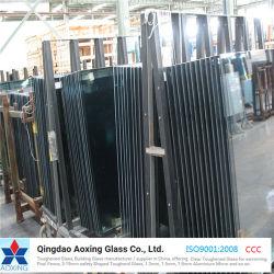 Geproduceerd in China Getemperd/gelamineerd/Dubbel-geglazuurd Laag-E Hollow Architectural Glass
