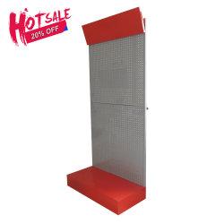 Niedriger Preis-System-Fach-Bildschirmanzeige-Fach-Handy-Zubehör-Standplatz Pegboard Hilfsmittel