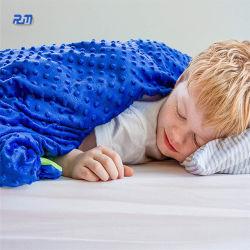 La literie bébé à bas prix de gros de définir la gravité Blanket vous détendre couverture pondéré