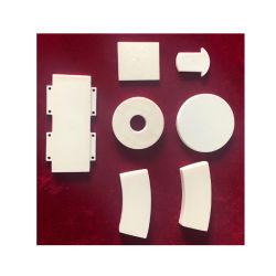 Haut de l'alumine résistants à l'usure doublure doublure en céramique de briques et tuiles