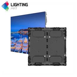 شاشة عرض الإعلانات الخارجية الكبيرة بحجم 10 مم سعر الفيديو، الصورة/ سهولة التثبيت/التحكم في الكمبيوتر