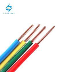 Le chlorure de polyvinyle câbles isolés et les cordons de Tensions nominale jusqu'à et y compris 450/750V
