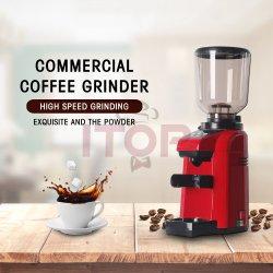 Bean de eléctrico da máquina de moagem moinho de café automática comercial