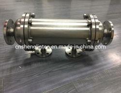 Certificado ASME Shell Reboiler Amônia resíduos de vapor e o tubo do permutador de calor