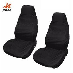 Accesorios de coche Seat Alfombrilla Set completo Universial de PVC lavable resistente al agua Tamaño de la tapa del asiento de coche