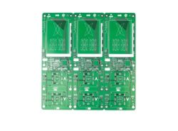 Электронная Multi-Layer FR4 импеданса печатной платы контролируемых печатную плату с RoHS