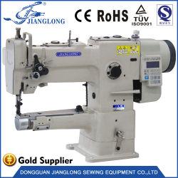 246 de la cama del cilindro de mando directo de piensos compuestos Lockstitch computarizado de la máquina de coser industriales