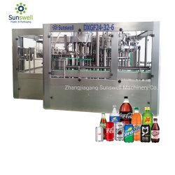 맥주가 기계 충전 가능, 맥주 캔 충전 공장, 맥주 캔 필러