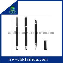 Penna stylus promozionale sottile in metallo con logo personalizzato