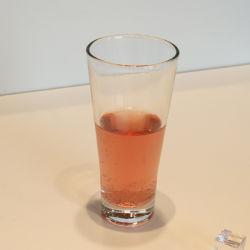 Commerce de gros prix bon marché du vin en verre de jus de verre à boire Cup
