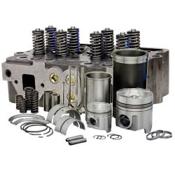 20HP-2220HP 엔진과 부속을 채광하는 디젤 엔진 발전기 불도저 굴착기 트럭