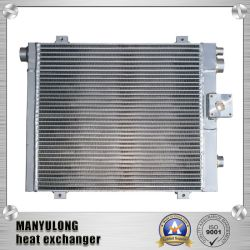 Placa de alumínio para as aletas de resfriamento de óleo de compressor