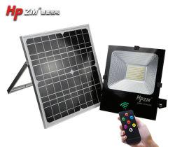 産業太陽20W充電電池LEDの洪水ライト