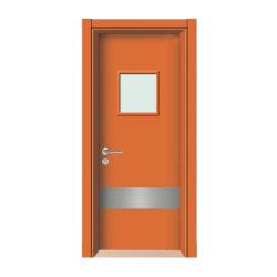 Wasserdichte HPL-Holztür für Schule, Krankenhaus (HD-VN-008)