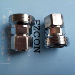 Pim baja 7/16 4.3/10 DIN hembra a macho conector coaxial RF Minidin