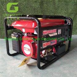 主開始を用いる元のKingmax 2.5kw 6.5HPガソリン発電機セットおよびグリーン電力からの電池