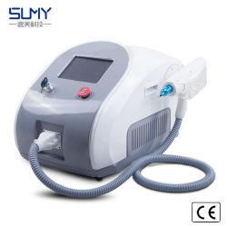 Tatouage de laser YAG de dépose de la peau Beauté de rajeunissement de la machine