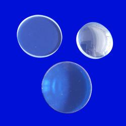 Lentille de l'endoscope CaF2 Plano Lentille convexe