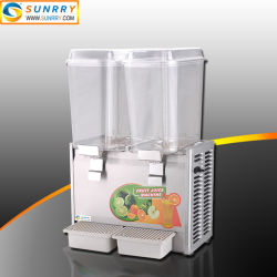 Sumo de vidro comercial dispensador de bebidas máquina de bebidas