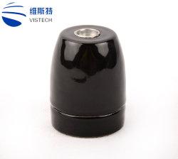 多彩な磁器ソケットE27陶磁器ランプのホールダースイッチ無し