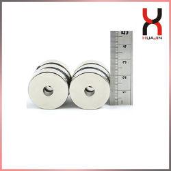 ネオジムの常置小型サイズモーターリングの円の磁石