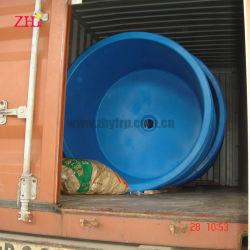 Piscina de fibra de vidro de tanques de peixes de aquários, tanque de peixes de aquário, tanque de peixes de fibra de vidro